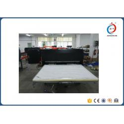 China Precise Large Format Heat Press Machine For Sportswear 220V / 380V on sale