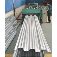 Galvanized Corrugated Steel Roofing Sheets For Muti - Floor Buildings