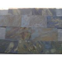 China Multicolor Slate Walkway Pavers Rusty Slate Wall Tiles Rust Slate Patio Stones