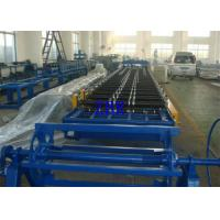 Mould Hydraulic Cutting Roof Panel Roll Forming Machine 15M / Min Processing Speed