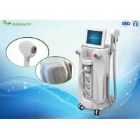 CE Approved Big Spot Size 808nm Diode Laser Hair Removal Device With 10 Germany Laser Bars