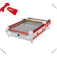 Auto Feeding CCD Camera Laser Cutter Engraver , Cnc CO2 Laser Cutting Machine