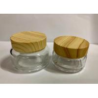 Recycle Cosmetic Jars Packaging / Facial Scrub Luxury Cosmetic Containers / Cream Bottles