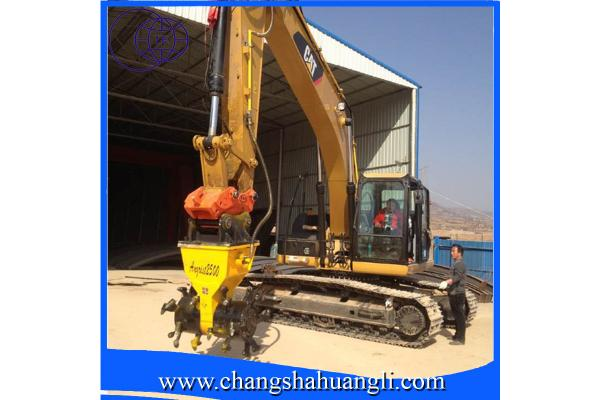 trenching drum cutter for 5-40t excavator