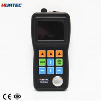 Live A-Scan / Time-based B-Scan Paint Thickness Gauge TG5000 Series Ultrasonic