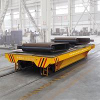 Hot Sale China Material Handling Railway Bogie using in steel plant