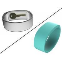 High quality custom silicone Arm Pocket Band, Silicone Wristband With Pocket