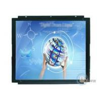 Anti Glare Projeceted Open Frame Lcd Display Capacitive Multi Touch For Semi Outdoor