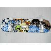 Skate Boards Chinese Maple Wood Skateboards PVC Cushion Double Kick Concave Skateboard