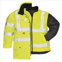 Hi Vis 5 in 1 Safety Parka Jacket