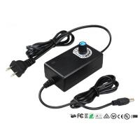 Regulated Multi Voltage Switching Power AC Adapter 2500mA 30W 3V - 12V