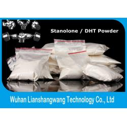 China Stanolone DHT Powder Androgenic Anabolic Steroids For Building Muscle Mass CAS 521-18-6 on sale