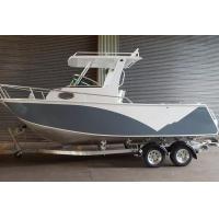 Classic Design Aluminum Fishing Boats Smooth And Comfortable Navigation