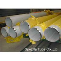 ASTM A213 TP304 Stainless Steel Heat Exchanger Tube OD 5/8'' - 1'' Seamless Boiler Tubes