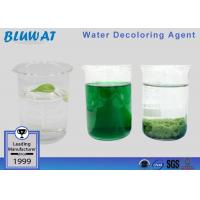 Water Cleaning Chemicals Sewage Treatment Plant Flocculation Coagulation Water Treatment