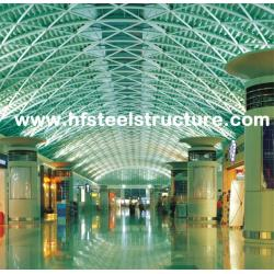 China Prefabricated Metal Commercial Steel Buildings For Retail Stores, Strip Malls, Mega-Store on sale