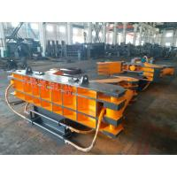 Disassembling Bale Breaker Machine With Tongs Route Changeable 600KN Tensile Force