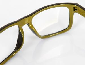 stylish glasses frames 996w  Full Rim Polycarbonate Eyeglass Frames , Spectacles Frames For Girls Stylish