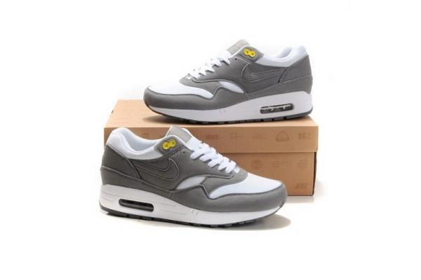 fashion shoes nike air max 87 men blue wolf grey
