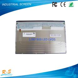 China CHIMEI 12.1'' industrial led / lcd display panel G121I1-L01 LVDS interface WXGA 1280x800 on sale
