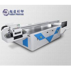 China 3d large format UV led digital ceramic glass printing machine on sale