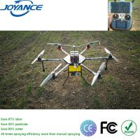 Advanced technology pesticide electric helicopter sprayer gyroplane