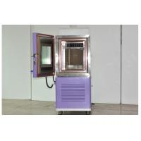 Medical Temperature Humidity Climatic Programmable Test Chamber Internal 225L