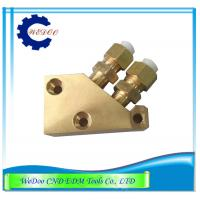 Block For Pipe Fitting Mitsubishi EDM Spare Parts Connected  X268D658H01