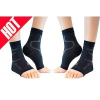 Plantar Fasciitis Compression Socks , 20 - 30 Mm Height Ankle Support Sleeve Relieve Arch Pain