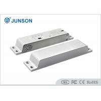 Aluminum Alloy Gate Drop Bolt Lock / Electronic Deadbolt Door Lock Open Wires