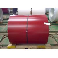 Custom RAL Color Aluzinc Prepainted Steel Coils with Protective Film
