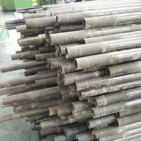 Professional Round Low Alloy Steel Pipe Cold Drawn 0.5 - 10mm Thickness