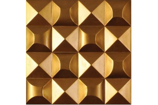 oro de diseo moderno de color 3d panel decorativo de pared de casa hotel decoracin ktv
