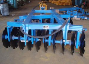 Durable Semi-mounted Heavy-duty 3.0 Disc Harrow With 28 Discs , Cultivated Agricultural Farm Implements