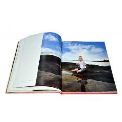 China Colorful Glossy Paper Baby Photo Album Book Printing Catalogue Printing Services on sale
