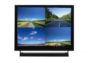 8 Inch Industrial CCTV LCD Monitor With BNC / AV/ VGA / HMDI 1024 x 768