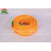 8.5MM Agriculture Sprayer Parts sprayer hose pipe Nylon braided high pressure pipe with copper nozzle
