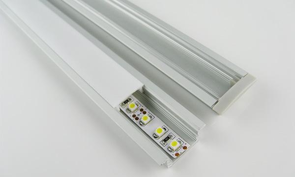led aluminum profile 1m 2m 3m for led strip led extrusion led housing corner light case stella88. Black Bedroom Furniture Sets. Home Design Ideas