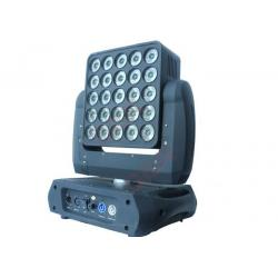 China IP20 waterproof LED Wash Moving Head  with parallel beam angle adjustable on sale