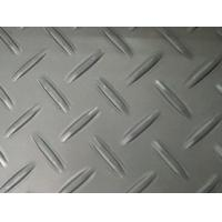 China Supplier carbon tear drop diamond checker steel plate price A36 SS400