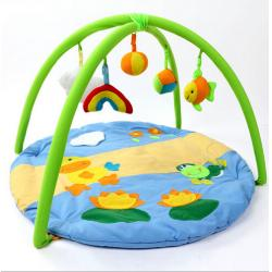 China Chicken Baby Kick And Play Gym / Indoor Play Gyms For Toddlers on sale