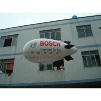 Custom Fireproof Durable Colorful Helium Zeppelin with 0.18mm PVC for Trade Show