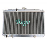 Car Coolant Aluminum Radiator For NISSAN SENTRA SPEC V 00-05 MANUAL