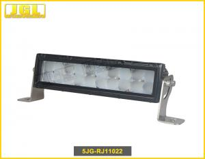 China 8000lm Flood beam double row LED light bar for heavy duty , trucks ,agricultures ip67 4x4 car accessories 100w supplier