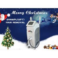 Vertical OPT IPL SHR Laser Hair Removal Machine for Skin Rejuvenation Acne Clearance