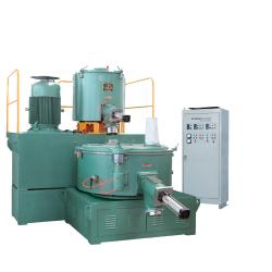 China Panel Product Line PVC Mixer Machine With Flexible Spiral Conveyors on sale