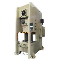 Pneumatic Power Punch Press machine , Semi Closed H Type Power Press 110 ton