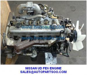 nissan ud engine fe6 engine used nissan fe6 engine for sale used japan engine assy. Black Bedroom Furniture Sets. Home Design Ideas