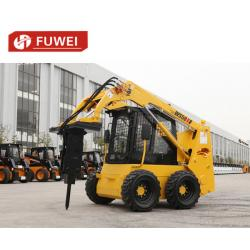 China Mini Loader Front Loader Bobcat Case Ce Rops Fops Ws 50 Skid Steer Loader, bobcat, CE, wheel loader,forklift on sale