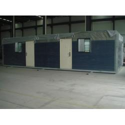 China Moistureproof Prefab Modular Homes Prefabricated Light Steel House Fireproof on sale